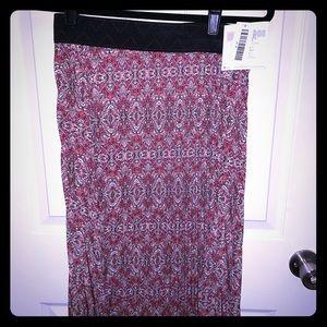 Lularoe Jill Skirt size medium